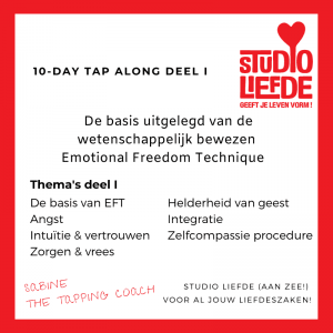 The Tapping Coach_10 Day Tap Along deel I