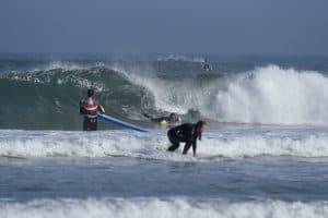 Surftherapie voor hooggevoelige mensen