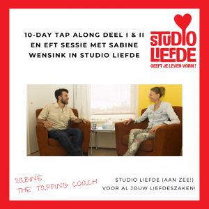 The Tapping Coach - 10-Day Tap Along + Studio Liefde