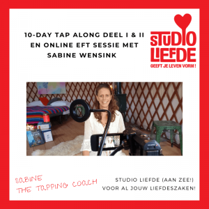 The Tapping Coach - Studio Liefde